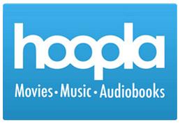 Hoopla - Movies, Music, Audiobooks