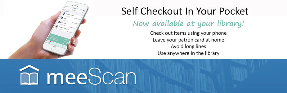meeScan Self Checkout